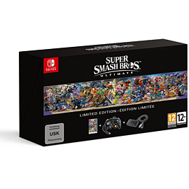 Super Smash Bros. Ultimate: Limited Edition