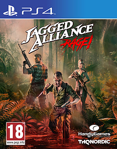 Jagged Alliance: Rage! for PlayStation 4 - Preorder