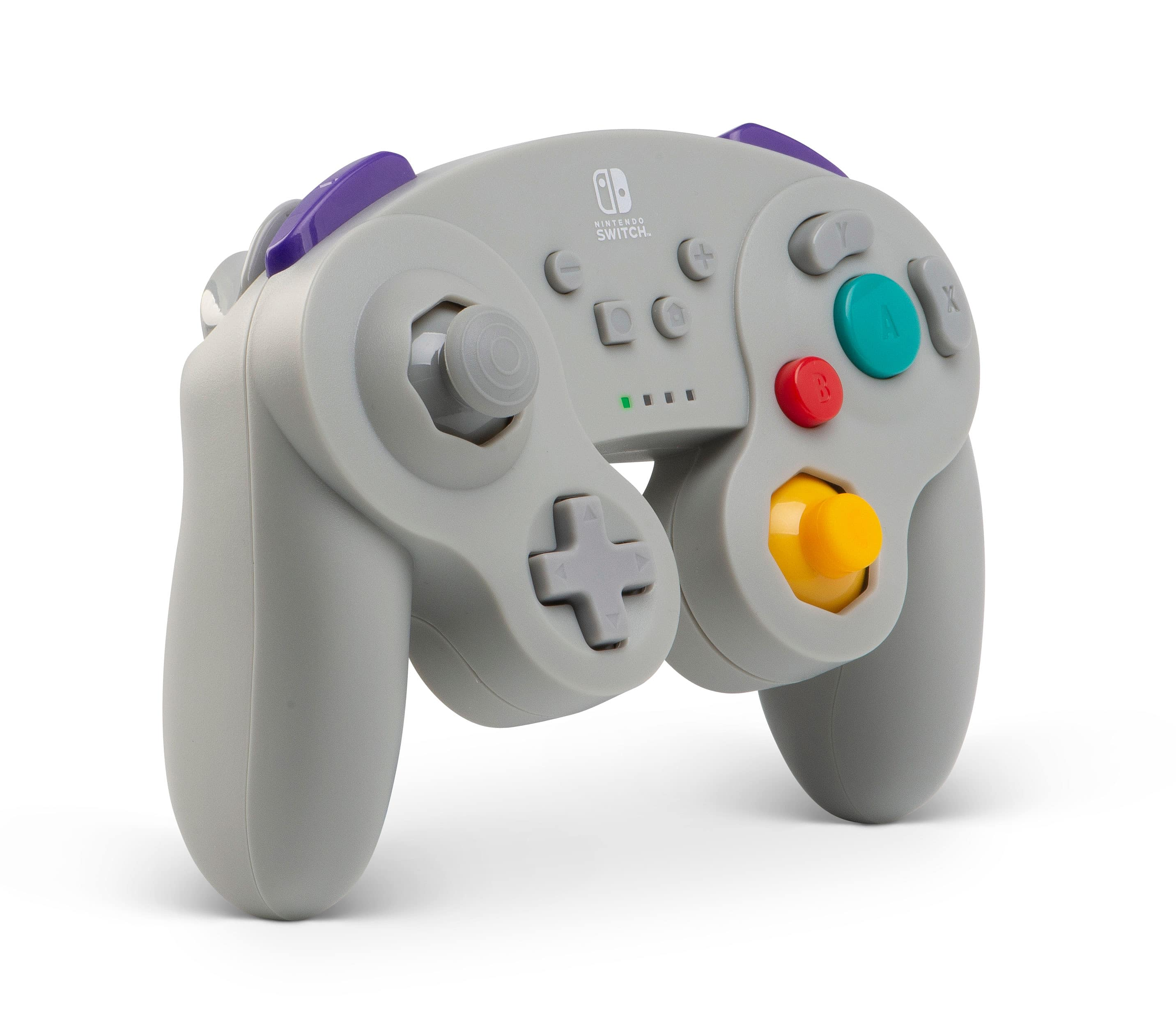 Product Super Smash Bros Ultimate With Powera Wireless Controller Nintendo Switch Grey Bundle 2game 2amiibo For Only At Game Screen Shot 2