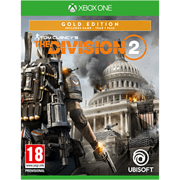The Division 2: Gold Edition