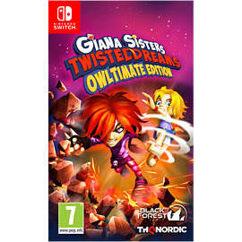 Giana Sisters: Twisted Dream - Owltimate Edition
