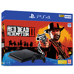 Red Dead Redemption 2 500GB PS4 Bundle