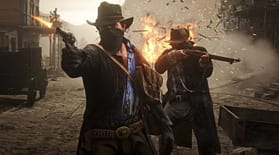 Red Dead Redemption 2 500GB PS4 Bundle screen shot 13