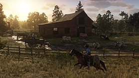 Red Dead Redemption 2 500GB PS4 Bundle screen shot 17