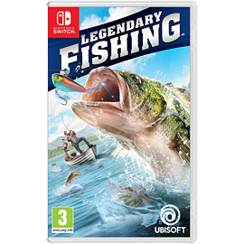 Legendary Fishing for Switch