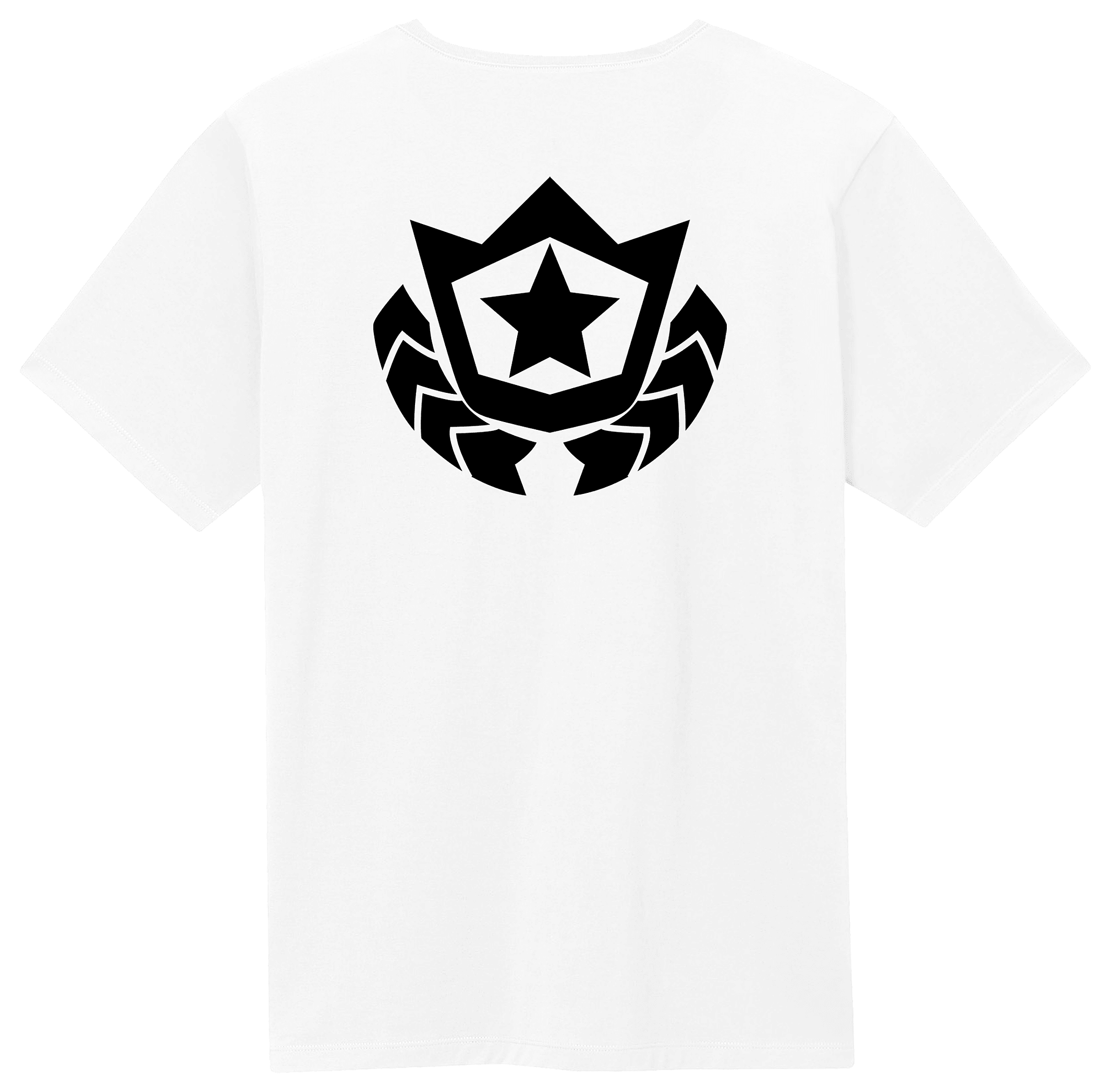 997b36cc Fortnite Battlestar Kids T-Shirt in White - M | GAME