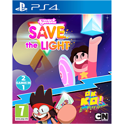 Steven Universe: Save the Light & OK K.O.! Let's Play Heroes