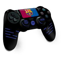 Barcelona FC Licensed PS4 Silicone Skin