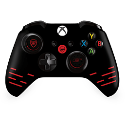 Arsenal FC Licensed XB1 Silicone Skin for Xbox One