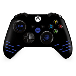 Barcelona FC Licensed XB1 Silicone Skin for Xbox One