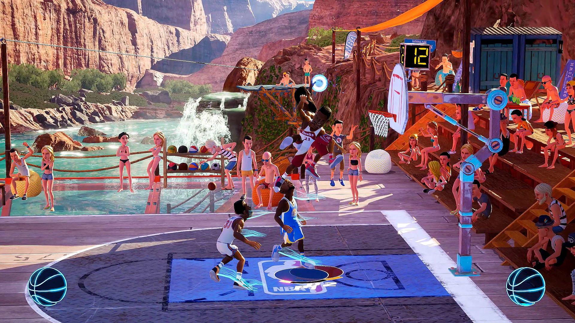 نتيجة بحث الصور عن NBA 2K Playgrounds 2