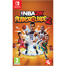 NBA 2K Playgrounds 2 for Switch - also available on Xbox One