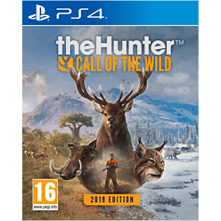 Buy Thehunter Call Of The Wild 2019 Edition On Playstation 4 Game