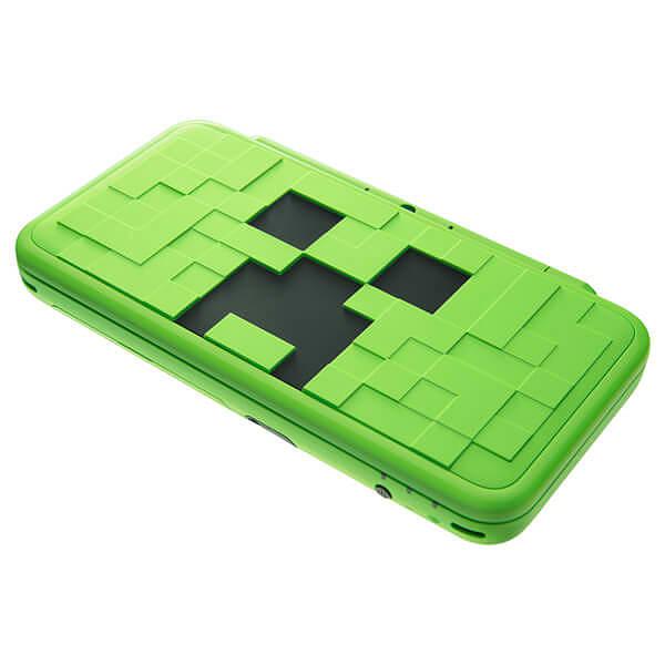Buy New Nintendo 2ds Xl Minecraft Creeper Edition Minecraft New