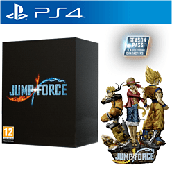 Jump Force Collector's Edition - Only at GAME