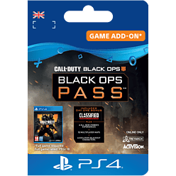 Call of Duty Black Ops 4 - Black Ops Pass