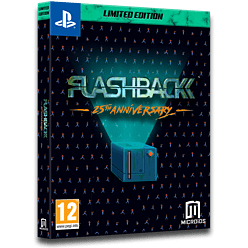Flashback 25th Anniversary Limited Edition