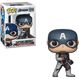 POP! Vinyl: Marvel Avengers Endgame - Captain America