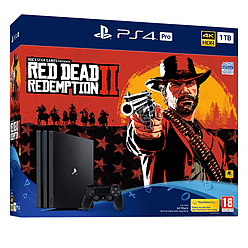 Red Dead Redemption 2 PS4 Pro 1TB Bundle