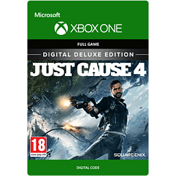 Just Cause 4: Deluxe Edition for Xbox One