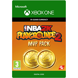 NBA 2K Playgrounds 2 MVP Pack – 7,500 VC