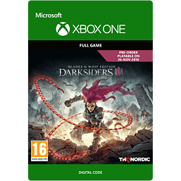 Darksiders III: Blades & Whips Edition for Xbox One