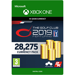 The Golf Club 2019 feat. PGA TOUR - 28,275 Currency for Xbox One