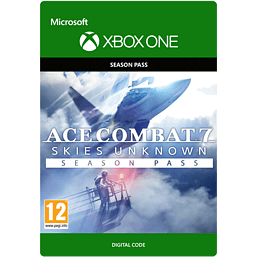Ace Combat 7: Skies Unknown: Season Pass for Xbox One