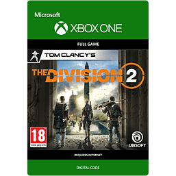 Tom Clancy's The Division 2: Standard Edition