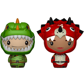 Pint Size Heroes 2-Pack: Fortnite - Rex & Tricera Ops