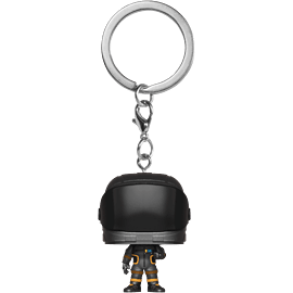 Pop Keychain: Fortnite - Dark Voyager for Scaled Models - Preorder