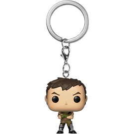 Pop Keychain: Fortnite - Highrise Assault Trooper