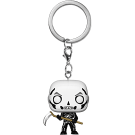 Pop Keychain: Fortnite - Skull Trooper