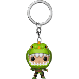 Pop Keychain: Fortnite - Rex