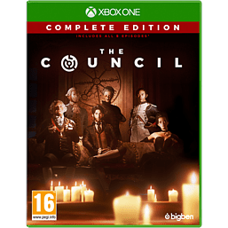 The Council: Complete Edition