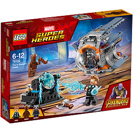 LEGO Marvel Super Heroes: Thor's Weapon Quest - 76102