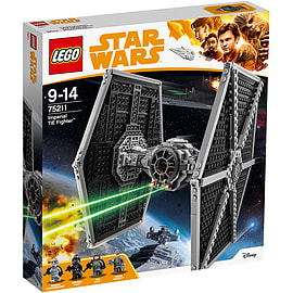 LEGO Star Wars: Imperial TIE Fighter™ - 75211
