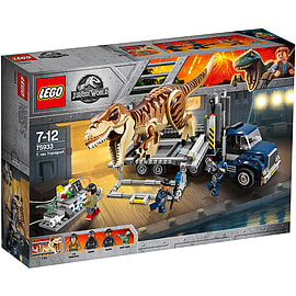 LEGO Jurassic World: T. rex Transport - 75933