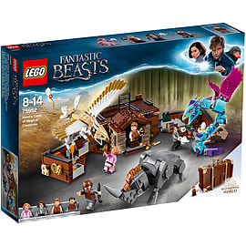 LEGO Harry Potter: Newt´s Case of Magical Creatures - 75952