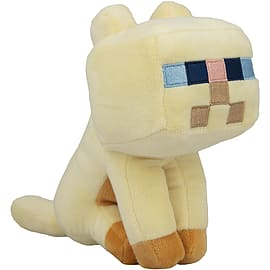 Minecraft Happy Explorer Persian Cat Plush