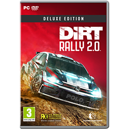 Dirt Rally 2.0 Deluxe Edition - with GAME Exclusive Opel Kadette C GT/E DLC