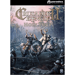Crusader Kings II: Holy Fury (ROW)