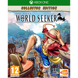 ONE PIECE: World Seeker The Pirate King Edition - Only at GAME