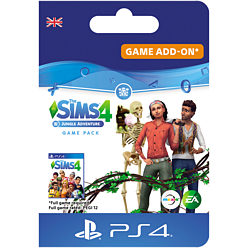 The Sims™ 4 Jungle Adventure for PlayStation 4