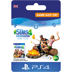 The Sims™ 4 Outdoor Retreat for PlayStation 4