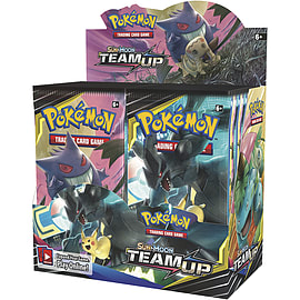 Pokemon TCG: Sun and Moon - Team Up Booster Packs