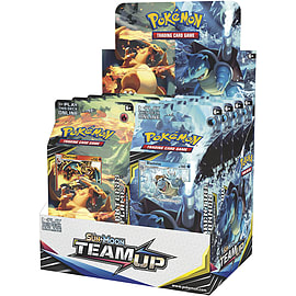 Pokemon TCG: Team UP Themed Deck