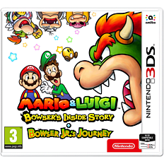 Mario & Luigi: Bowsers Inside Story + Bowser Jr's Journey