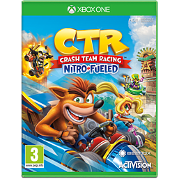 Crash™ Team Racing - Nitro Fueled for Xbox One - Preorder