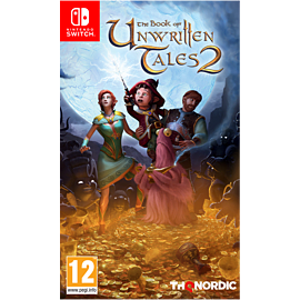 The Book of Unwritten Tales 2 for Switch - Preorder
